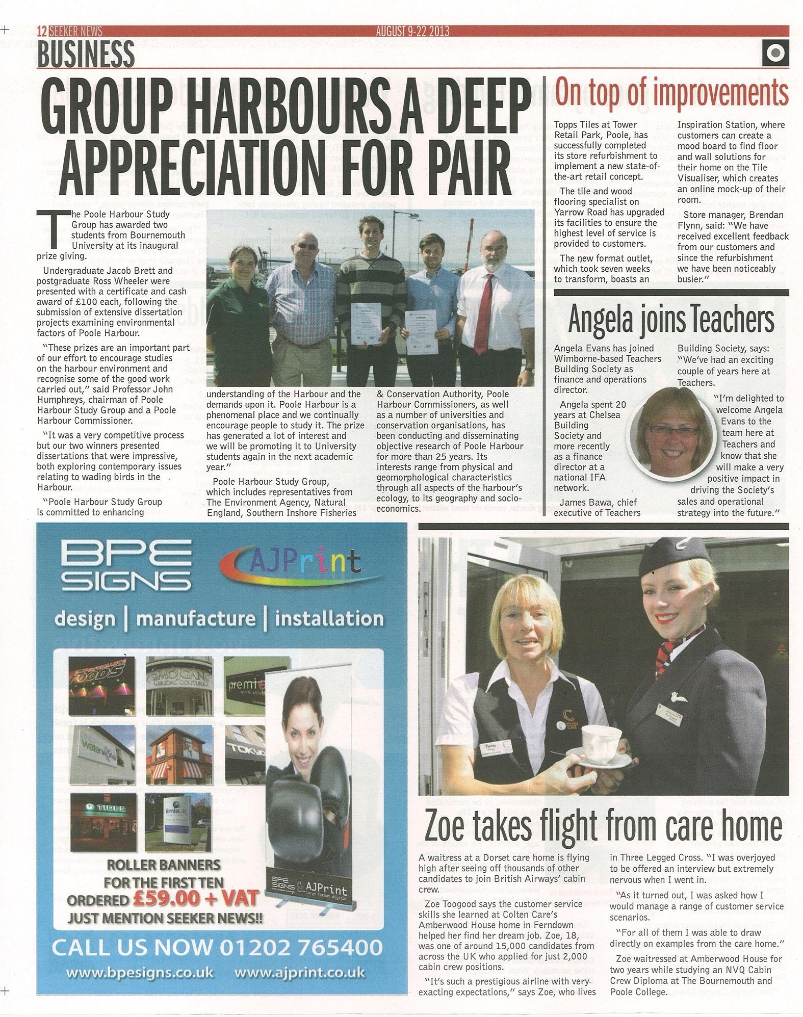 Seeker News 22 August 2013