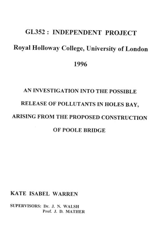 holesbay1996
